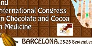 Imagen de II Congreso Internacional sobre el chocolate y el cacao en medicina se celebra en Barcelona
