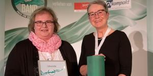Imagen de Premio a la sostenibilidad Grünes Band para Erlenbacher