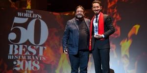 Imagen de Cédric Grolet conquista el 50Best como mejor Pastelero del Mundo