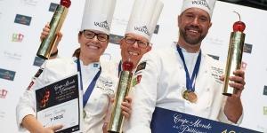 Imagen de Suecia gana la European Pastry Cup