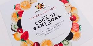 Imagen de La coca de San Juan más floral de Daniel Jordà