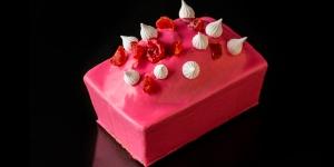 Imagen de Pink Cake de limón y frambuesa de Larissa Areco