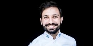 Imagen de Luciano García prepara un máster de pastelería online