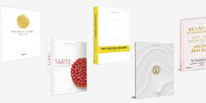 Imagen de 5 libros de pastelería internacionales llenos de técnicas para despertar la creatividad