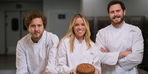 Imagen de Mallorca y Goutdhestia lanzan una tarta que transporta a la infancia