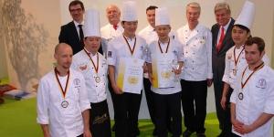 """Imagen de La pastelería de Asia y Europa se ven las caras en Iba UIBC CUP """"Confectioners"""""""