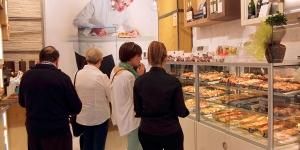 Imagen de Arte y pastelería se fusionan en el nuevo espacio de Tolosana