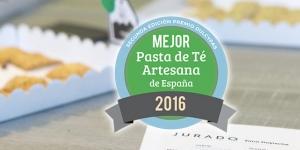 Imagen de Vuelve el Premio Dulcypas a la Mejor Pasta de Té de España