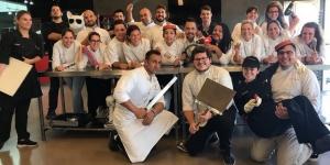 Imagen de Una nueva promoción de pasteleros sale de la Escuela Torreblanca