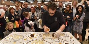 Imagen de Salon du Chocolat 2018 evocará la naturaleza