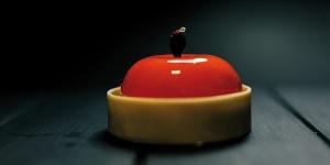 Imagen de Tartaleta Provence de almendra, albaricoque y pasión de Alexis García