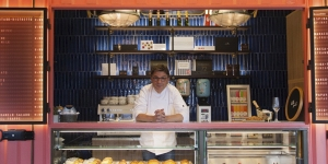 Imagen de Breakery, la nueva propuesta dulce de Oriol Balaguer en Madrid