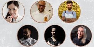 Imagen de Seis chefs hispanoamericanos participan en el congreso online de Gustavo Sáez