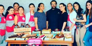 Imagen de Alta pastelería con Carles Mampel en Sweet Studio en Bolivia