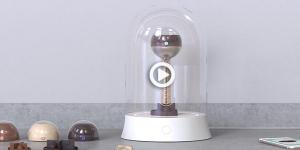 Imagen de Diseño y chocolate unidos en la impresora 3d Xoco