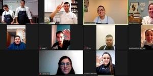 Imagen de Éxito de público y de recaudación en el foro online de pastelería chilena