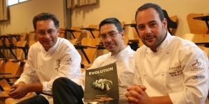 Imagen de Puigvert inaugura con éxito la temporada de la Chocolate Academy
