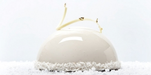 Imagen de Total White: Coco, litchis y limón