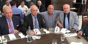 Imagen de Costa, Menéndez y Piñero ya tienen su medalla de oro de la Confederación