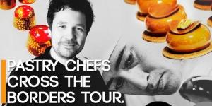 """Imagen de ITEPPA, primera parada del tour """"Pastry Chefs Cross the Borders"""" de Ovando y Mabrouk"""