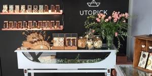 Imagen de Utopick Chocolates abre nueva tienda en Valencia