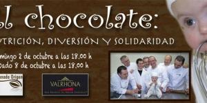 Imagen de Taller solidario de chocolate en Granada a favor del síndrome de Down