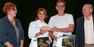 Imagen de Anna Bellsolà y Emili Feliu, Maestros Panaderos Artesanos del año de Barcelona