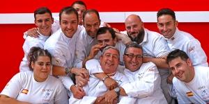 Imagen de Ensayo general de los Espigas antes de la Copa del Mundo y el Campeonato Europeo de Panadería