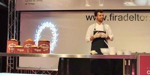 Imagen de Gil, Costa, Montagne, Baixas y más chefs pasteleros en la 29 Feria del Turrón de Agramunt