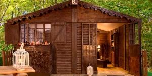Imagen de Una noche de cuento en la cabaña de chocolate Jean-Luc Decluzeau