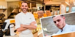 Imagen de La pastelería de Amaury Guichon, por primera vez en Nueva York en Dominique Ansel Bakery