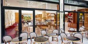 Imagen de Un típico café parisino, la última apertura de Pierre Hermé