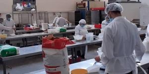 Imagen de Panellets, cocas saladas y pan catalán en la Baking School Barcelona