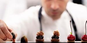 Imagen de Xavi Donnay, mejor chef pastelero en The Best Chef Awards 2020
