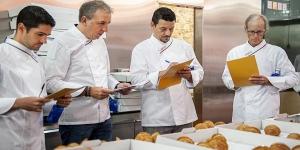 Imagen de La EPGB busca un año más el mejor croissant de España