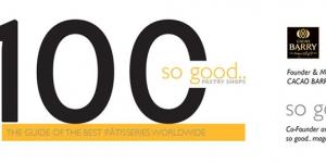 """Imagen de """"100 so good.. Pastry Shops"""". La Guía de las Mejores Pastelerías del Mundo"""