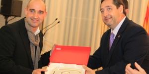 Imagen de Eugeni Muñoz recibe el Premio al Mejor Artesano Alimentario Innovador de Cataluña