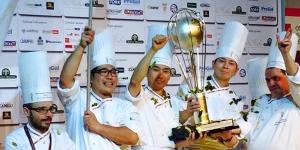 Imagen de Japón se impone en el Campeonato Mundial de Pastelería de Milán