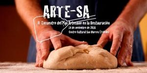 Imagen de II edición de ARTE-SA, Encuentro del Pan Artesano en la Restauración