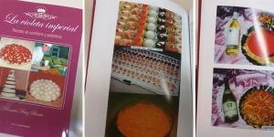 Imagen de Recetas de confitería y pastelería de La Violeta Imperial