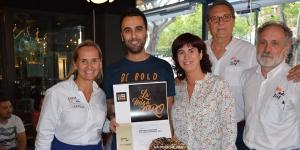 Imagen de Darío Marcos, de Panàdarío, gana la Miga de Oro 2017 al mejor panadero de Madrid