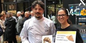 Imagen de Albert Roca vuelve a ser Mejor Croissant de Mantequilla de España