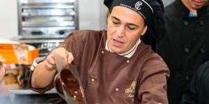 Imagen de Chocolate creativo con Nicoletta Rustici en ESHOB