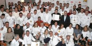 Imagen de Las 80 estrellas de la Ruta Española del Buen Pan 2018