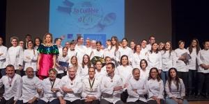 Imagen de Rocío Arroyo gana la Cuillère d'Or España de pastelería