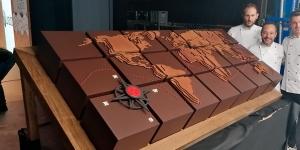 Imagen de Mapamundi chocolatero, azúcar marino y más ponencias pasteleras en San Sebastián Gastronomika