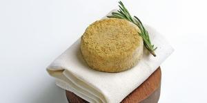 Imagen de Postre de queso de cabra y romero de Rafa Delgado