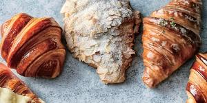 Imagen de Inmersión a fondo en el croissant en el último libro de Jean-Marie Lanio y Jérémy Ballester