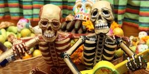 Imagen de Pan de muerto, tradiciones mexicanas