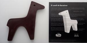 Imagen de Casa Vives crea chocolates y pasteles inspirados en la obra del escultor Xavier Dols